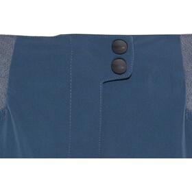 Ziener Nariam X-Function Korte Broek Dames, antique blue